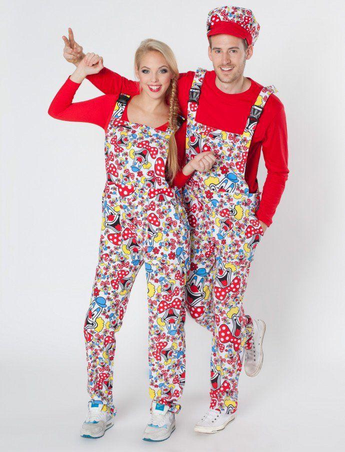 Clown Latzhose für Karneval & Fasching kaufen | Deiters