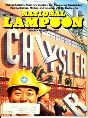 National Lampoon #134 - May 1981