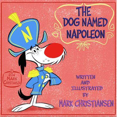 Mark Christiansen'in Sanat ve Karikatür Günlüğü: 2016