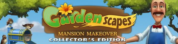 LeeGT-Games: Gardenscapes: Mansion Makeover Collector's Edition...