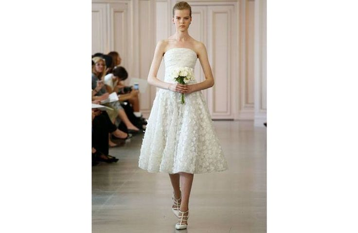 5 Things You Need To Know in #BridalWear - #ShortFrocks are #bridesmaid   #Bridal #Fashion