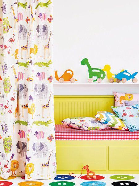 15 best cortinas para ni os images on pinterest child - Cortinas para ninos ...