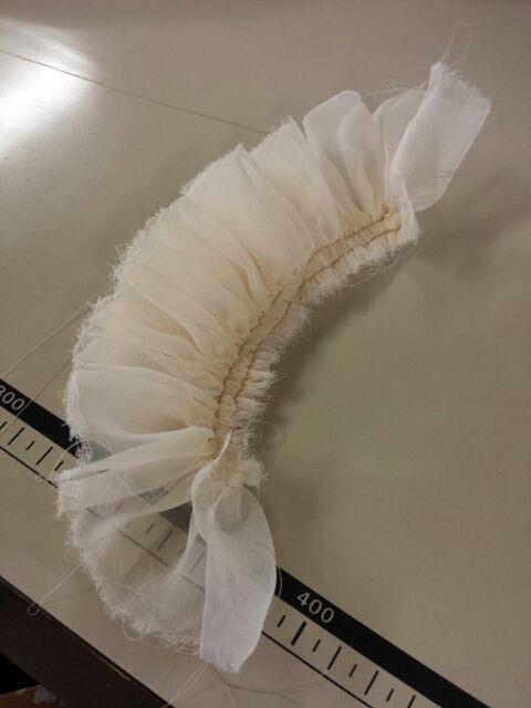 シフォンロゼットの作り方☆ |Hina♡Diary 手作り結婚式準備記録★*゜