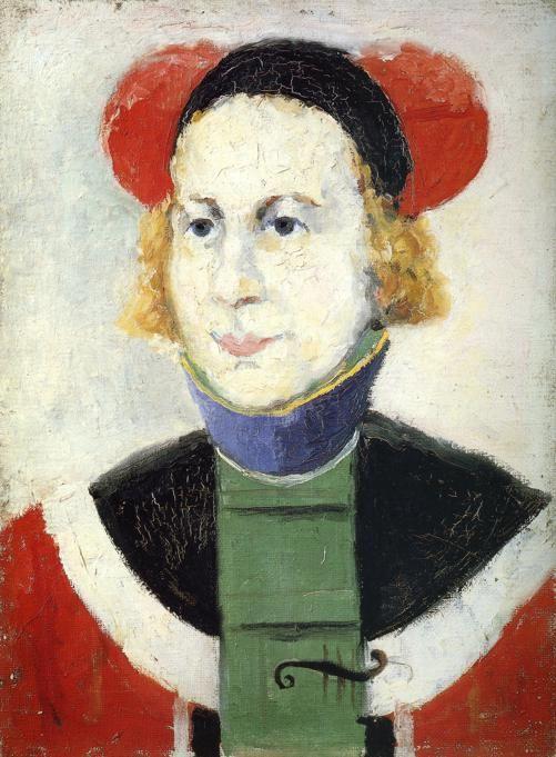 Portrait, 1932 Kazimir Malevich
