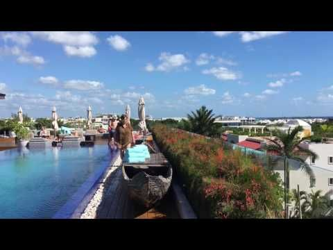 See what a day pass is like at the Live Aqua Hotel in Playa Del Carmen - YouTube