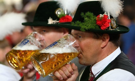 Wouldn't it be great to go to the German Beer Festival?! Repin if you're in! (h/t: @karentindale)