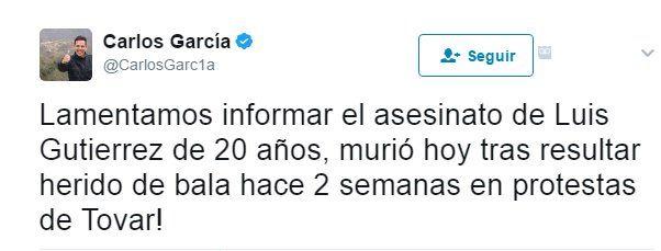 Luis Gutierrez merida - Búsqueda de Twitter