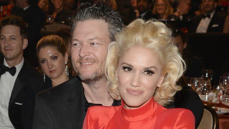 It's a Yes! - Gwen Stefani Possibly Marrying Blake Shelton #BlakeShelton, #GwenStefani, #Marriage, #OnAirWithRyanSeacrest