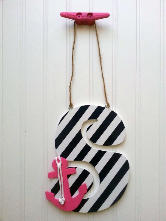 Hey, I found this really awesome Etsy listing at https://www.etsy.com/listing/176625993/nautical-nursery-decor-wall-hanging