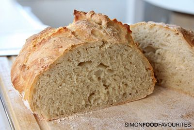 Matt Preston's easy bread