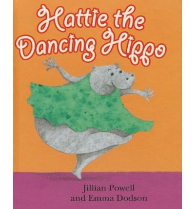 Hattie the hippo wants to dance, but she tries all kinds of dancing and has problems with all of them.