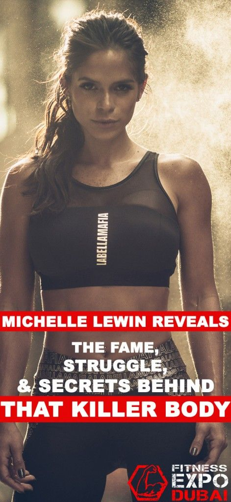Never  revealed Story on how Michelle Lewin gained an amazing fit body and millions of followers. This is your chance to not only learn never shared story on Michelle but also see what it took for her to reach this point. We all want to live a healthier l
