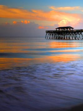 """Myrtle Beach, South Carolina.. Lived here for 5 years. This is where """"my peace"""" is."""