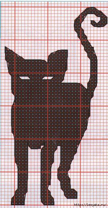 Gallery.ru / Фото #39 - черные кошки - irisha-ira cat