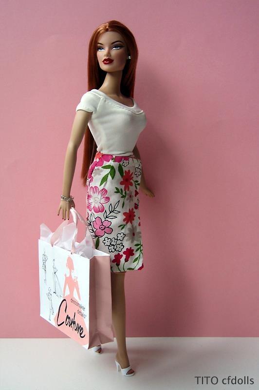 10 best FR Mastertroke Couture images on Pinterest | Barbie doll ...