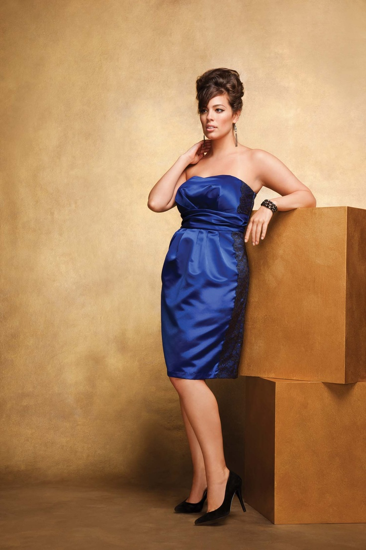 Addition Elle Holiday Lookbook 2012, Ashley Graham, dresses, plus size
