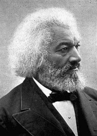 civil rights activist Frederick Douglass