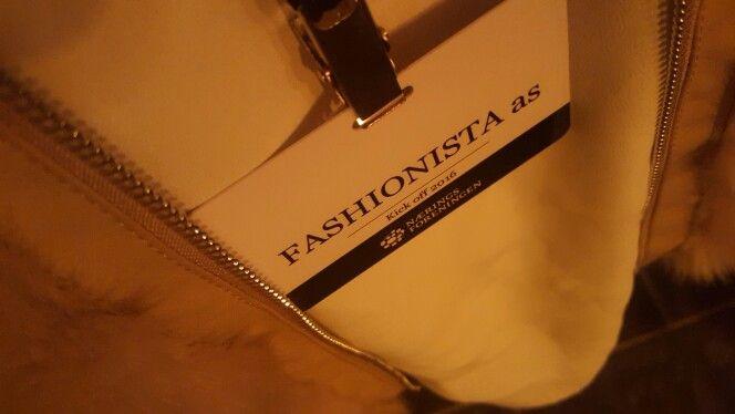 Bra event på Amfi Madla i går #næringsforeningen #fashionistaas