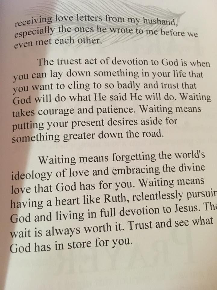 Prayer before dating