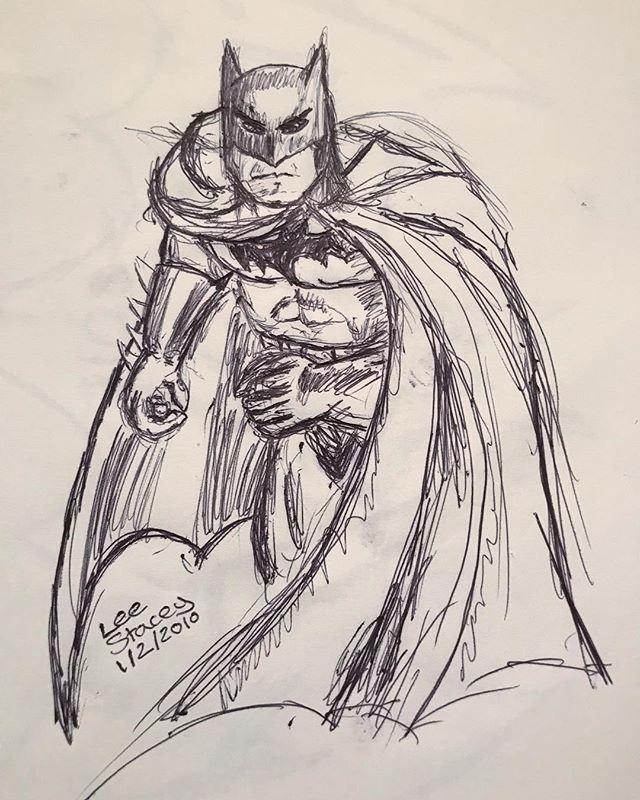 Batman in biro 2010  #batman #bats #batsy #darkknight #dc #dccomics #dcuniverse #justiceleague #jla ##sketch #sketchbook #biro #birosketch #instasketch #instasketching #drawing #drawings #art #artoninstagram #capedcrusader #bat #comic #comicbookart #comic