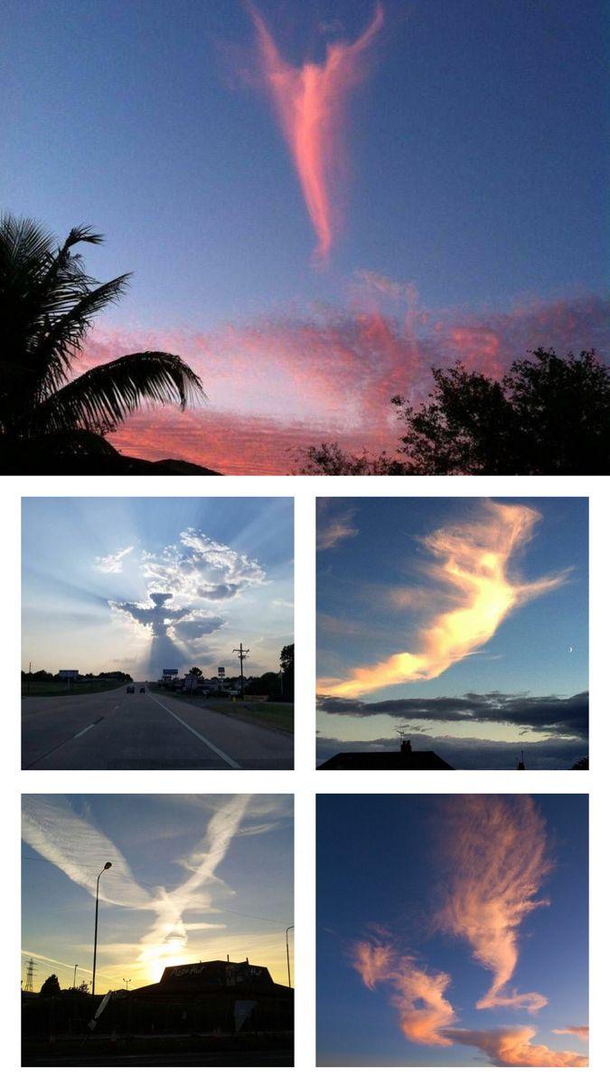 Smotrite V Nebo Gospoda Smotrite Inogda In 2021 Outdoor Clouds