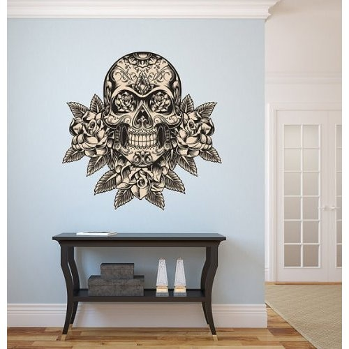 sugar skull wall decor   Decor for the Casa   Pinterest