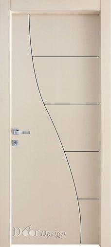 דלתות פנים דור דיזיין סדרת פרימיום di5075