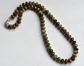 $44 African Opal Necklace