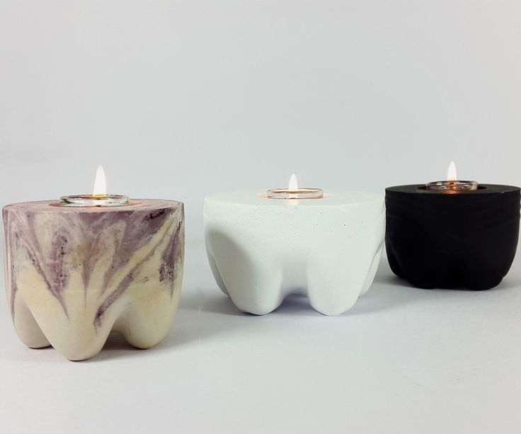 Make a candle holder out of plaster of paris. Here, we use the bottom portion of plastic bottles as a mold for candle holder. You can choose plastic bottles of different size and shape. Plaster of Paris is a great material to use for basic sculptures and craft projects because it is easy to prepare and sets in a few minutes.