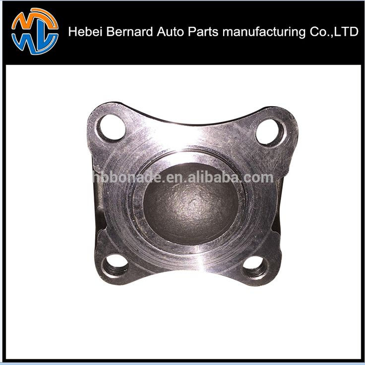 Auto spare parts flange yoke for great wall drive shaft