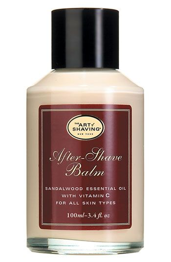 The Art of Shaving Sandalwood After-Shave Balm available at #Nordstrom