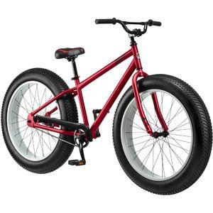 "26"" Mongoose Beast Men's Oversized All Terrain Bike  -  check out those tires.       lj"