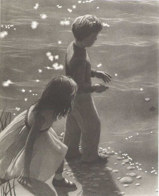 "From ""The Mysteries of Harris Burdick"" by Chris Van Allsburg"
