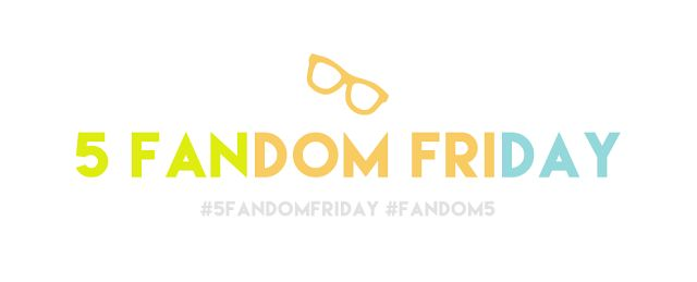 I've been away from this little corner of my online world for a bit because I had to make up for my missed Psychology exam (which I couldn't take because of my bronchitis earlier). BUT now I'm back! And I'm back with a 5 Fandom Friday post: I decided to combine the this week's and …