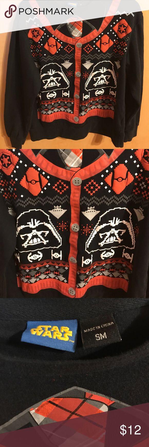 Star Wars sweatshirt  size sm could be unisex Star Wars sweatshirt size sm could be unisex Star Wars Shirts Sweatshirts & Hoodies
