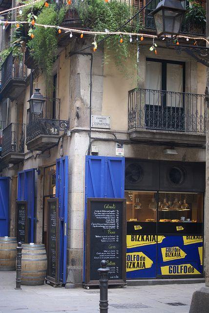 golfo de bizkaia - el born De tapas!! BCN Catalonia