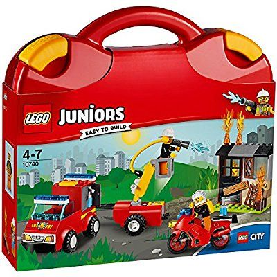 LEGO Juniors - Spielkoffer