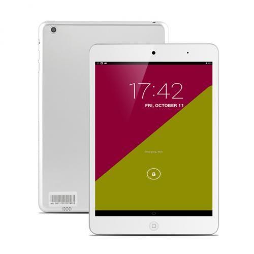 """CIMI X8 Tablet PC 7.85"""" IPS Android 4.2 quad core MTK6589 3G doppia fotocamera http://www.androidtoitaly.com/goods.php?id=1505 frequenza cpu 1.2 ghz, quad core risoluzione 1024 * 768 disco rigido 16 GB        memoria ram 1g fotocamera posteriore 8 mp batteria 4000mah"""