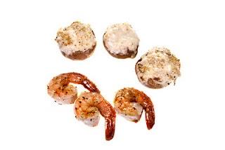 Shrimp stuffed mushrooms, Stuffed mushrooms and Shrimp on Pinterest