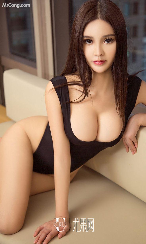 UGIRLS – Ai You Wu App No.932: Người mẫu Fang Fei Fei (芳菲菲) (40 ảnh)