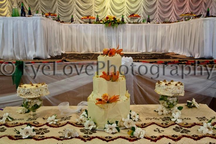 Tongan Wedding