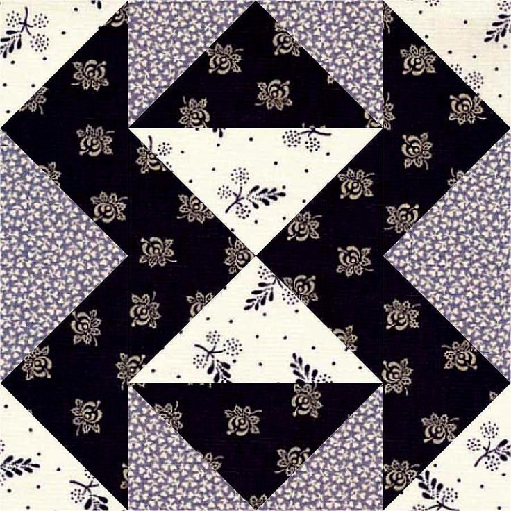 Fool S Puzzle Quilt Block Square Quilt Patterns And