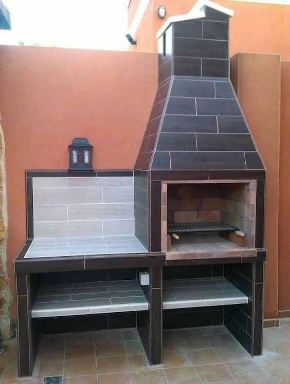Best 25 asadores para jardin ideas on pinterest - Patios rusticos ...