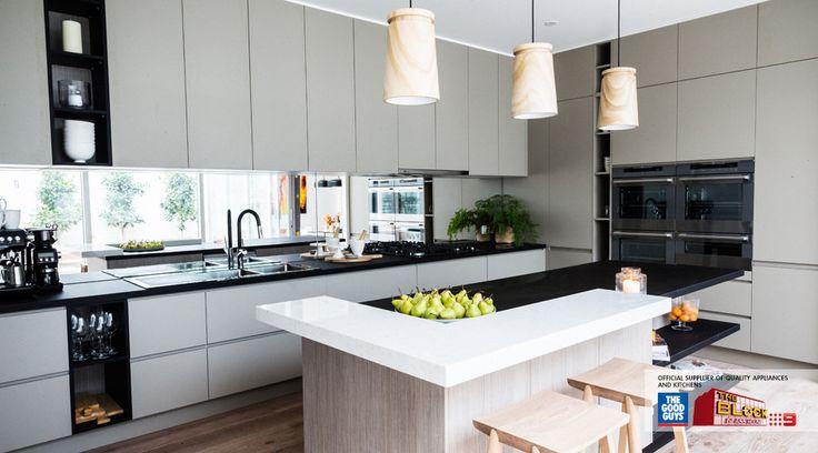 Darren & Deanne | Apartment 6 Reveal 2 | Kitchen | The Good Guys Kitchens