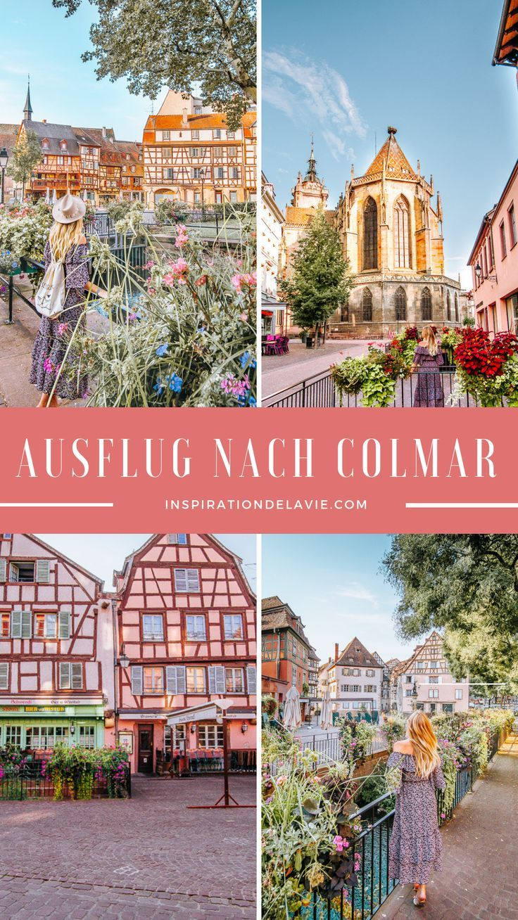 Excursion to Colmar – Attractions Tips and hotels in the charming city in Alsace