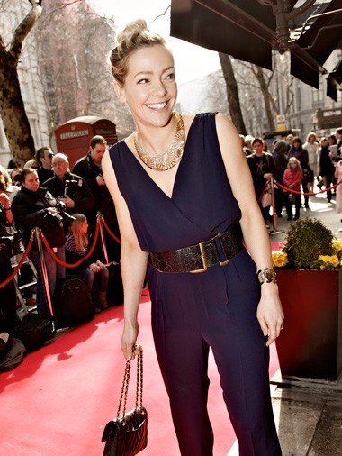 Cherry Healey...I like her. I want more documentaries to watch. She's also my style icon
