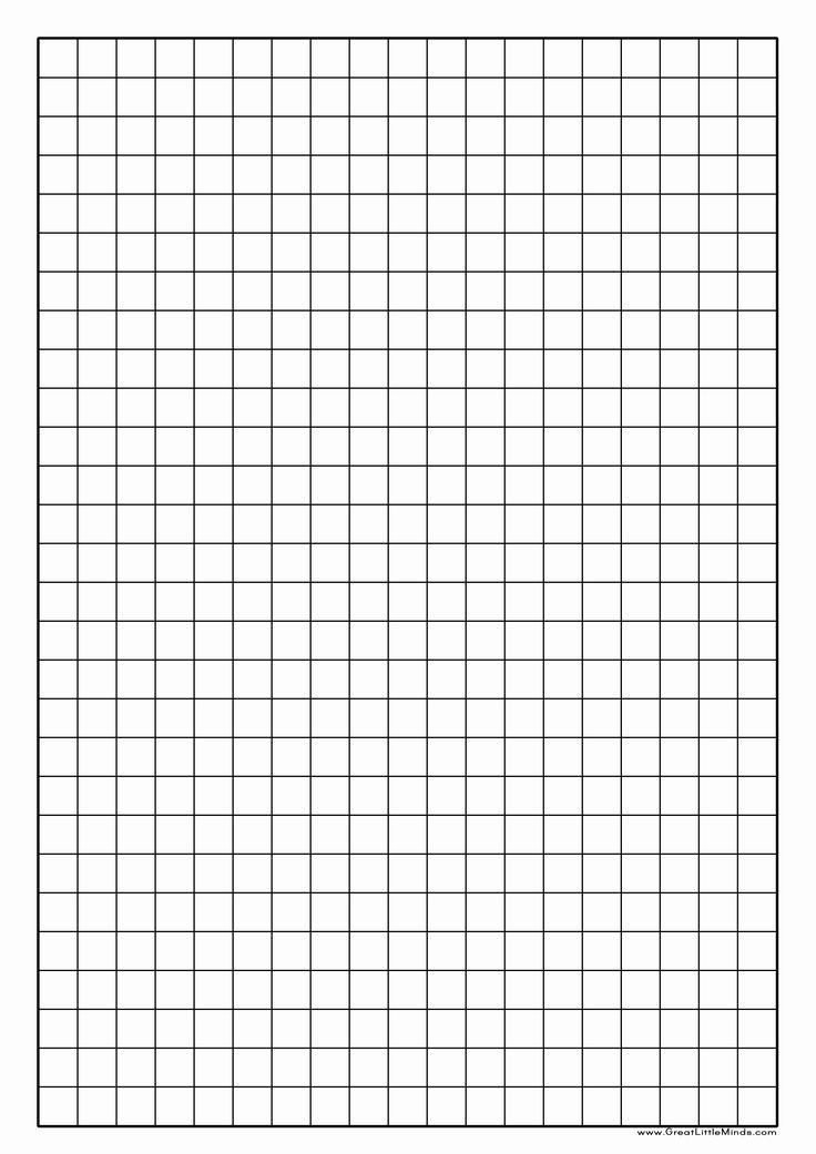 Graph Paper Template Pdf New Free Printable Graph Paper