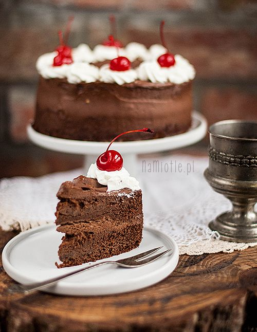 Ciasto czekoladowe z whisky