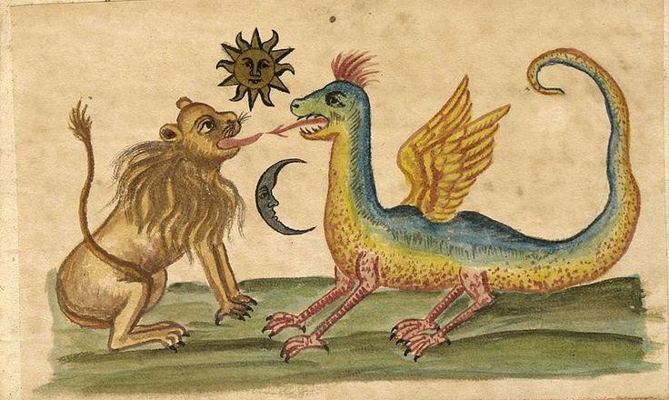 Alchemy: Zoroaster Clavis Artis, Ms-2-27, Biblioteca Civica Hortis, Trieste, vol. 2, pag. 182, 1738.