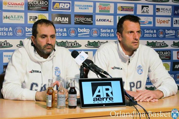 """Lega A, coach Gennaro Di Carlo della Betaland Orlandina: """"Domenica daremo il massimo per salvarci!"""""""